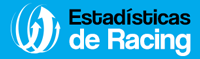 Estadísticas de Racing